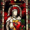 William, Earl of Pembroke Stained Glass Window