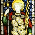 St Theodorus Stained Glass Window