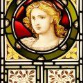 Diana - Shrigley & Hunt Stained Glass Windows