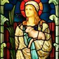 St Agnes - William Glasby Morris & Co.