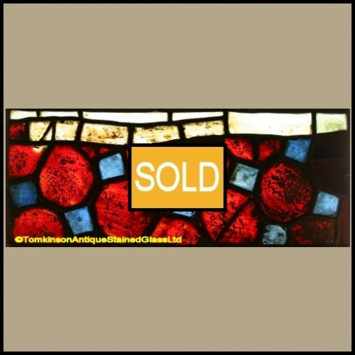 16th century stained glass