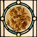Antique Edwardian Stained Glass Windows