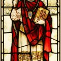 James Powell & Sons Stained Glass Window