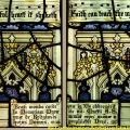 Kempe Stained Glass Windows