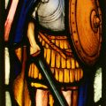 St Maurice Stained Glass