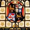Compton quartering Clephane/Maclean and Douglas Arms - Earl of Northampton
