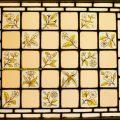 Edwardian Stained Glass Windows