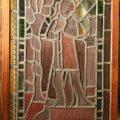Bernard Sleigh Stained Glass Window