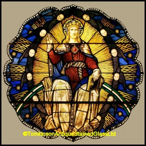 Ninian Comper Stained Glass
