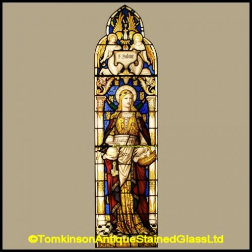Sir Ninian Comper stained glass